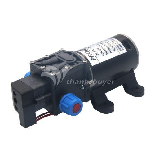 100W 12V 160PSI Car High Pressure Diaphragm Self Priming Water Pump 8Lpm US