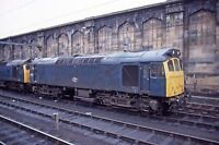 British Rail Class 25311 CARLISLE - 6 x 4 Quality Photo Railway Print