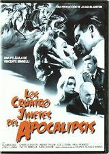FOUR HORSEMEN OF THE APOCALYPSE (Glenn Ford) -  DVD - PAL Region 2 - New
