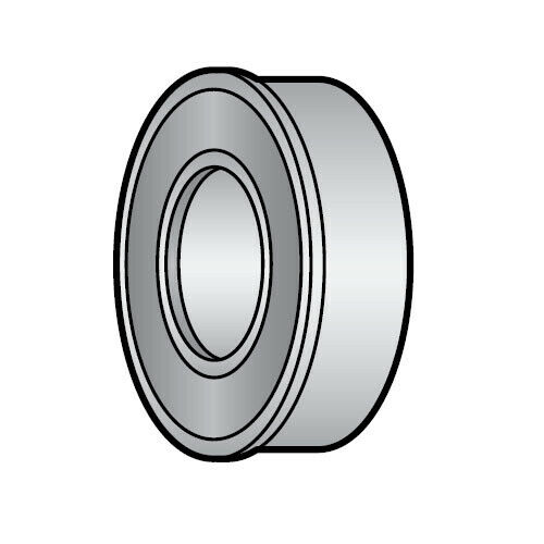 Motor Bearing-Medium For Hobart Slicers OEM # BB-5-30