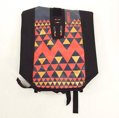Kaleidoscope,Blue//Black Ortlieb Velocity Design Waterproof Bicycle Backpack 24L