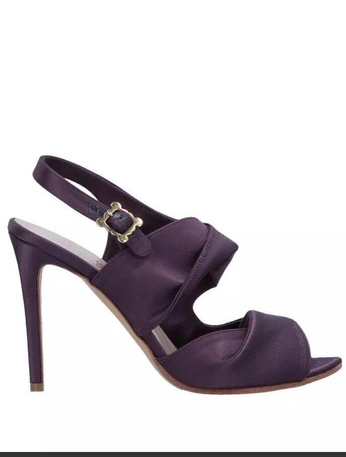 Vivienne Westwood lila Sandals 37  3.5-4