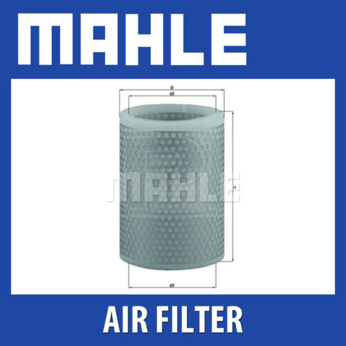Genuine Part Mahle Air Filter LX136