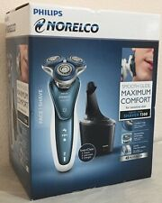 Philips Norelco Men's Electric Shaver 7300 (S7370/84) Cordless Rechargeable