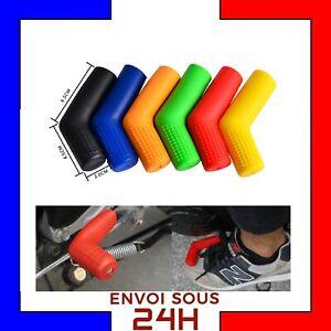 Protection-Levier-de-vitesse-Caoutchouc-silicone-chaussure-Moto-Quad-Universel