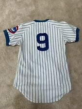 Chicago Cubs Certified Authentic Player-Worn Jersey #9