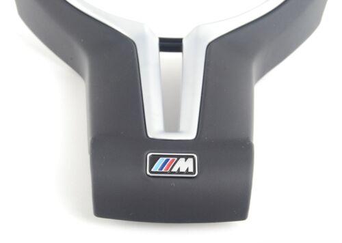 Bmw neuf origine F87 F80 F83 F82 F10 F12 F06 m steering wheel trim cover 7846029