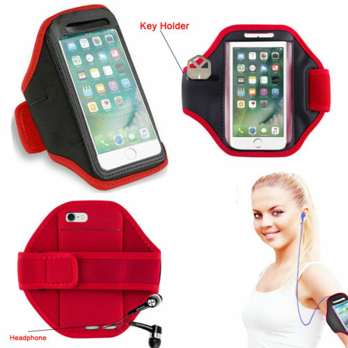 Apple Gym Running Jogging Sports Armband Holder For Various iPhone Mobile Phone