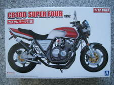 Kawasaki 900 Super4 Z1 in rot  Aoshima  Maßstab 1:12  OVP  NEU