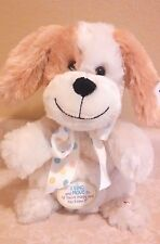 """Nat & Jules If You're Happy & You Know It Dog Plush Sings And Moves 11"""" Demdaco"""