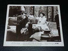 PHOTO CINEMA 1951 PLACE AU SOLEIL MONTGOMERY CLIFT ELIZABETH TAYLOR HOLLYWOOD