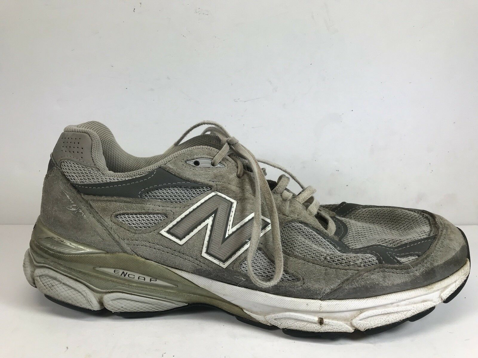 New Balance 92018 Heritage Collection  Gris   Gris Athletic Sneakers Homme Sz 11 D M990GL3 a9f588