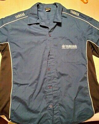 Factory Effex 14-88180 Yamaha Flare T-Shirt Blue, Medium