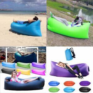 Portable-Lazy-Air-Sofa-Lounger-Couch-Chair-Sofa-Carry-Bag-Hangout-Camping-Beach