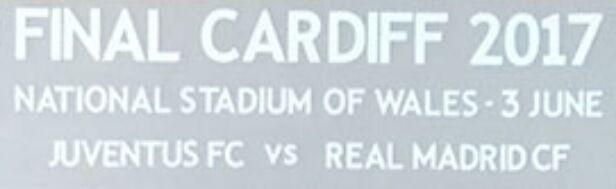 Trikot Real 12 Madrid Third Champions League Final Cardiff 2017 - 12 Real Duodecima 6b6b0b