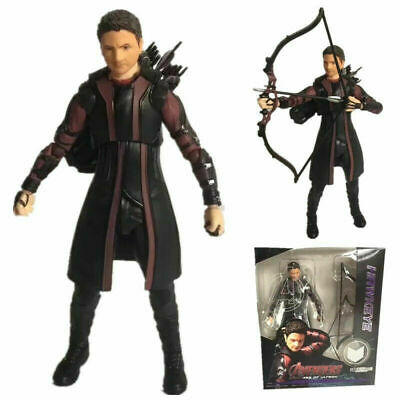 New S.H.Figuarts SHF Avengers 3 Infinity War Hawkeye Action Figure Boxed