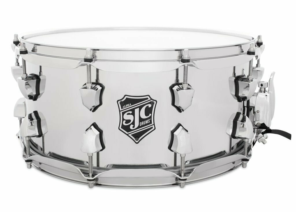 SJC Alpha Snare Drum 6.5x14