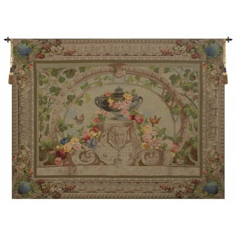 Beauvais French Tapestry Wall Hanging