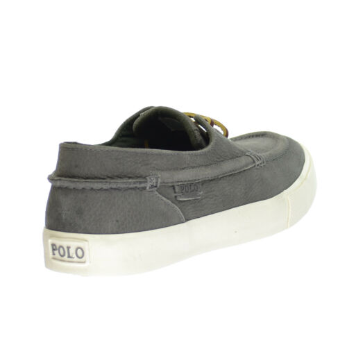 Polo Ralph Lauren Tenen SK-VLC Men/'s Shoes Gravel Gry-Grey 803564418-001