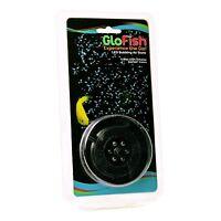 Glofish Round Led Bubbler With 6 Blue Leds, Aquarium Tank Decor Airstone Light on sale