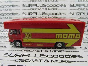 Hot-Wheels-1-64-LOOSE-MOMO-Deco-FLEET-FLYER-30-Box-Delivery-Car-Transport-Truck