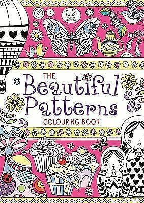 The Beautiful Patterns Colouring Book (Buster Ac, Davies, Hannah, Gunnell, Beth,