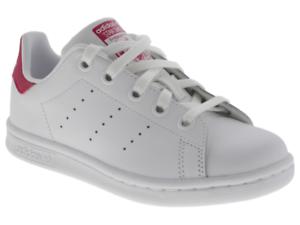 Caricamento dell'immagine in corso Scarpe-Adidas-Stan-Smith -C-bambino-bianco-e-