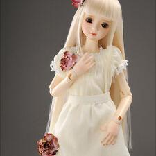 Dollmore 1/4 BJD doll clothes MSD SIZE- Arum Dress Set (Ivory)