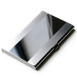 EDC-Stainless-Steel-Pocket-Business-Name-Credit-ID-Card-Case-Box-Mens-Wallet-K0