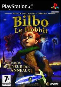 BILBO LE HOBBIT sur PS2