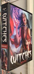 Witches-Boxed-Set-Zenescope-Exclusive-Salem-s-Daughter-Tarot-5-Tp-Set-W-Prints
