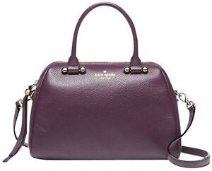 Kate Spade Bag WKRU3297 Charles Street Mini Brantley Satchel Paypal Agsbeagle
