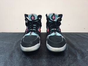 2018 shoes retail prices sports shoes Details about Nike Air Flight Huarache Size 15 Black Pink POW White Light  Retro 705005 003
