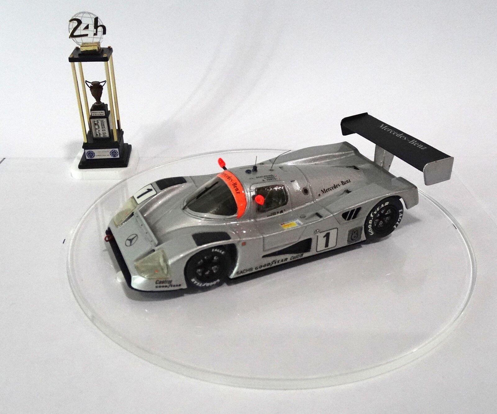 SAUBER C11 MERCEDES  1  Le Mans 1991 Built Monté Kit 1/43 no spark minichamps