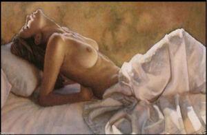 LMOP32 100% handpainted modern Figures nude girl oil painting art on canvas