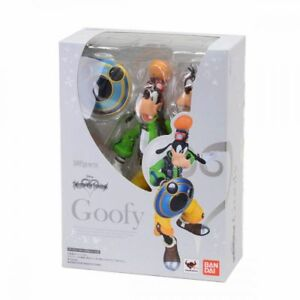 S-H-Figuarts-Goofy-Kingdom-Hearts-II-Action-Figure-IN-STOCK-USA-SELLER