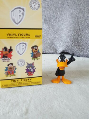 Funko Mystery Minis Warner Bros Looney Tunes Daffy Duck Vinyl Figure
