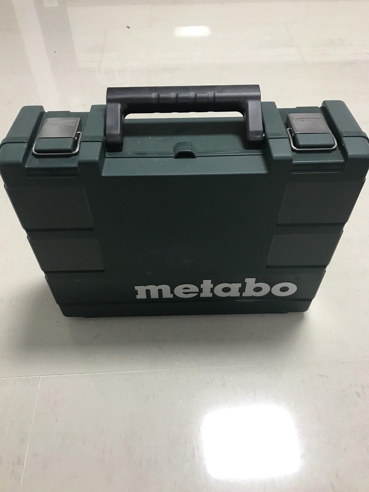 Metabo BS 18 Li Akkuschrauber im Koffer