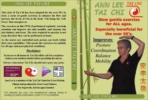 TAI CHI Lesson on a DVD