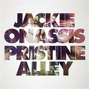 Jackie-Onassis-Pristine-Alley-New-amp-Sealed-CD