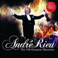 "ANDRE RIEU ""100 GREATEST MOMENTS"" 2 CD NEU"