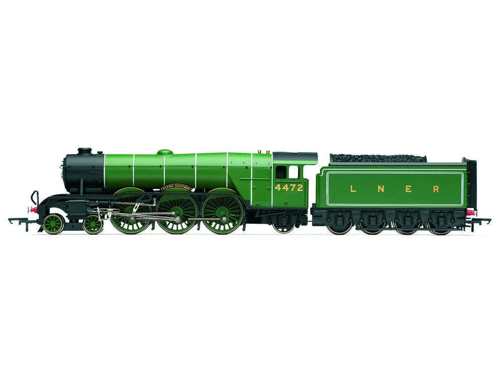 Hornby R3086 Dampflok A1 klass 4472 flygagagande skotte LNER