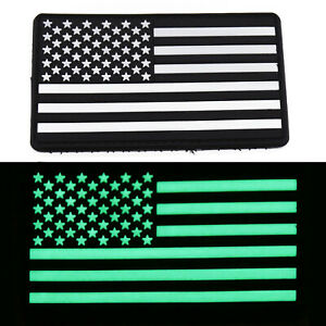 Tactical-US-Flag-USA-Glow-in-the-Dark-PVC-Patch-Hook-and-Loop
