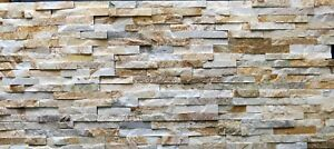 natural stone for walls golden star ledgestone