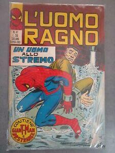 L-039-UOMO-RAGNO-47-EDITORIALE-CORNO-1971