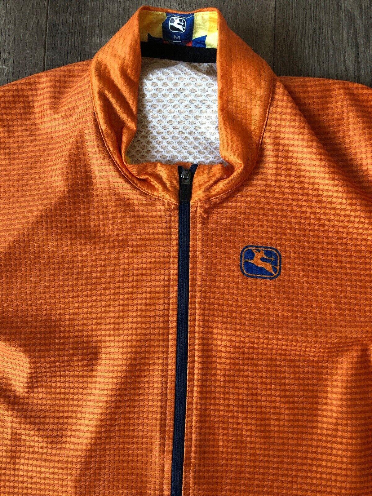 GIORDANA  FRC-PRO JERSEY MEN'S MEDIUM orange  up to 65% off