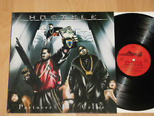 LP HOSTYLE - PARTNERS IN CRIME - DJ HOMICIDE - NEAR MINT