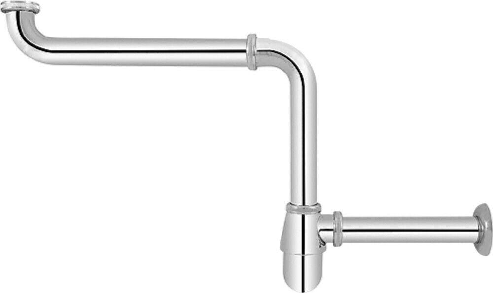 Design - Raumsparsiphon, chrom - 1 1 4  Raumschaffer Siphon Flaschensiphon