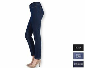 STOOKER-FLORENZ-DAMEN-STRETCH-JEANS-HOSE-SLIM-FIT-STYLE-POWERSTRETCH