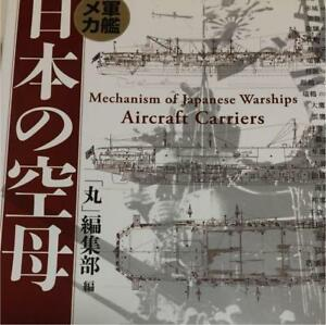 Mechanism-of-Warships-Aircraft-carriers-Military-Book